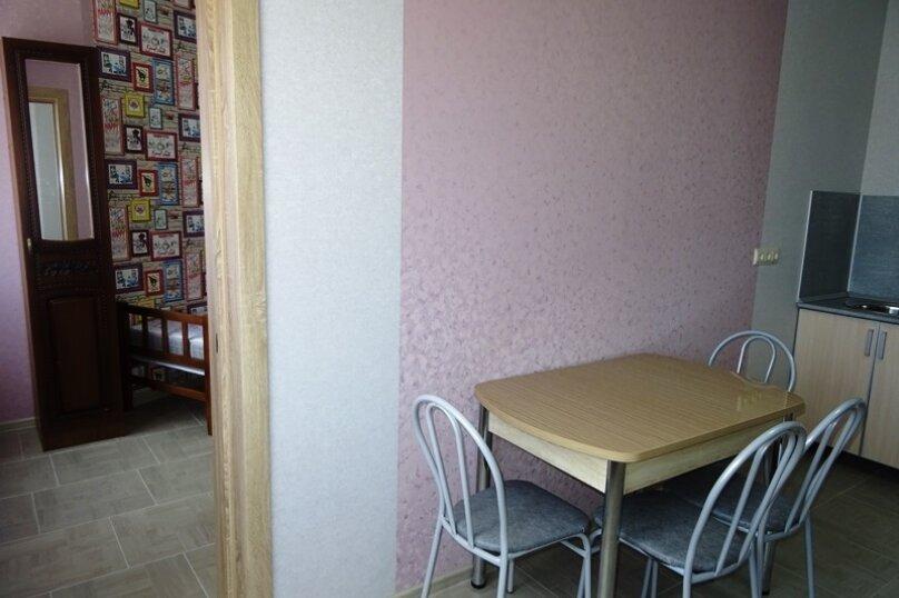 2-х комнатный номер с кухней, улица Сьянова, 28А, Лазаревское - Фотография 3