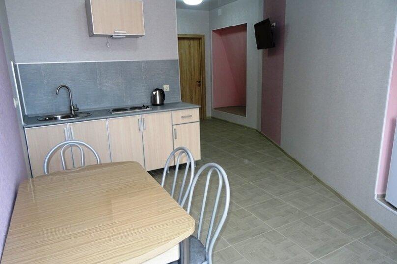 2-х комнатный номер с кухней, улица Сьянова, 28А, Лазаревское - Фотография 4