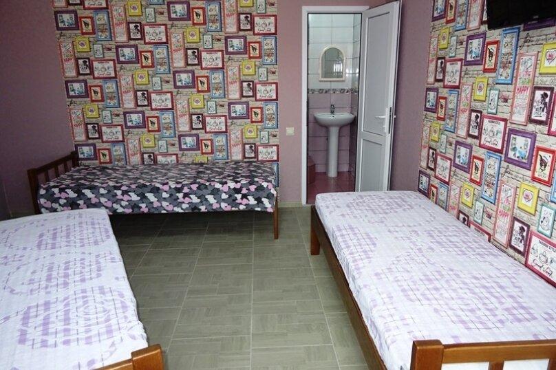 2-х комнатный номер с кухней, улица Сьянова, 28А, Лазаревское - Фотография 6