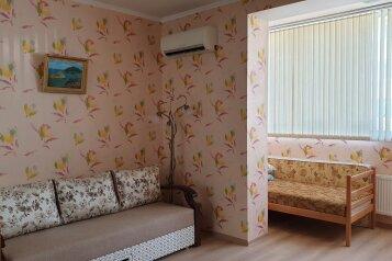 1-комн. квартира, 35 кв.м. на 4 человека, улица Гарнаева, 63И, Феодосия - Фотография 1