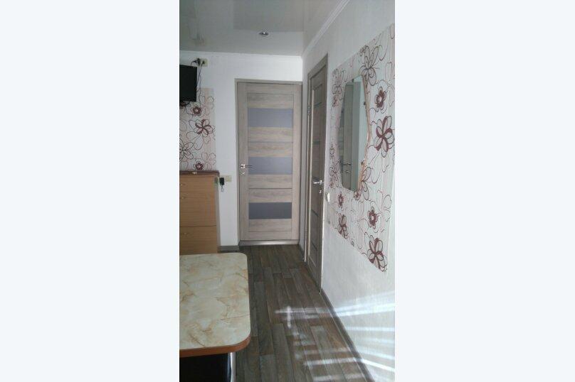 """Часть дома """"под ключ"""", 37 кв.м. на 4 человека, 2 спальни, Добровольского, 8, Заозерное - Фотография 26"""