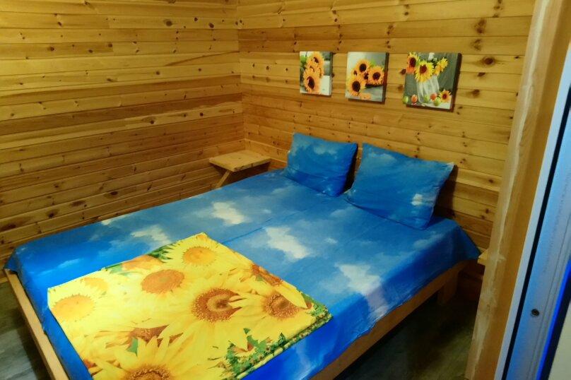 Деревянный садовый домик на набережной , 12 кв.м. на 2 человека, 1 спальня, улица Герцена, 25, Геленджик - Фотография 1