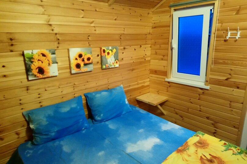 Деревянный садовый домик на набережной , 12 кв.м. на 2 человека, 1 спальня, улица Герцена, 25, Геленджик - Фотография 2