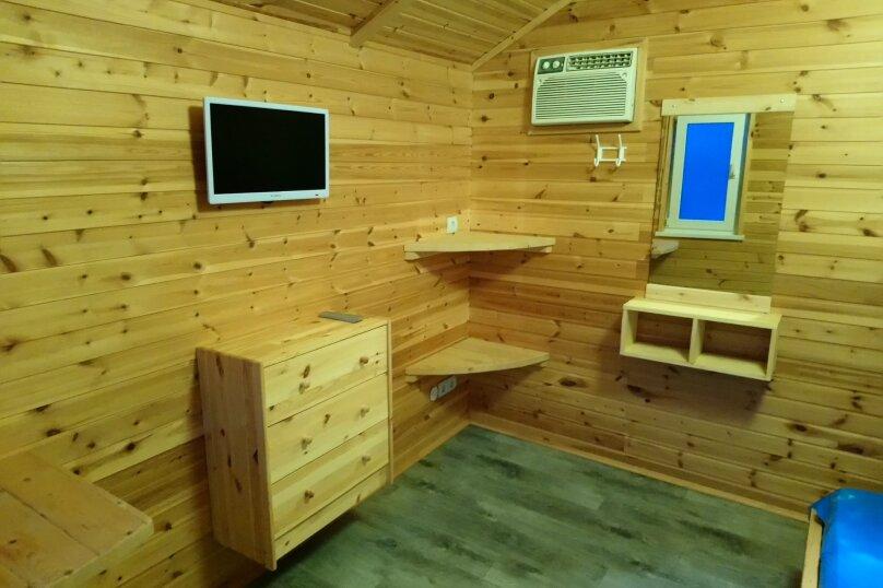 Деревянный садовый домик на набережной , 12 кв.м. на 2 человека, 1 спальня, улица Герцена, 25, Геленджик - Фотография 4