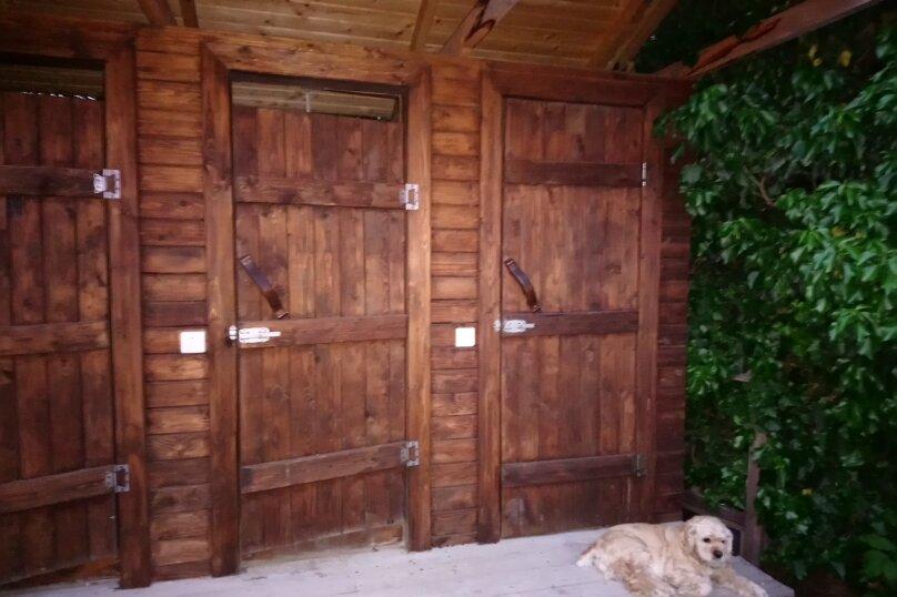 Деревянный садовый домик на набережной , 12 кв.м. на 2 человека, 1 спальня, улица Герцена, 25, Геленджик - Фотография 6