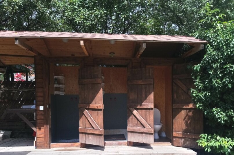 Деревянный садовый домик на набережной , 12 кв.м. на 2 человека, 1 спальня, улица Герцена, 25, Геленджик - Фотография 22