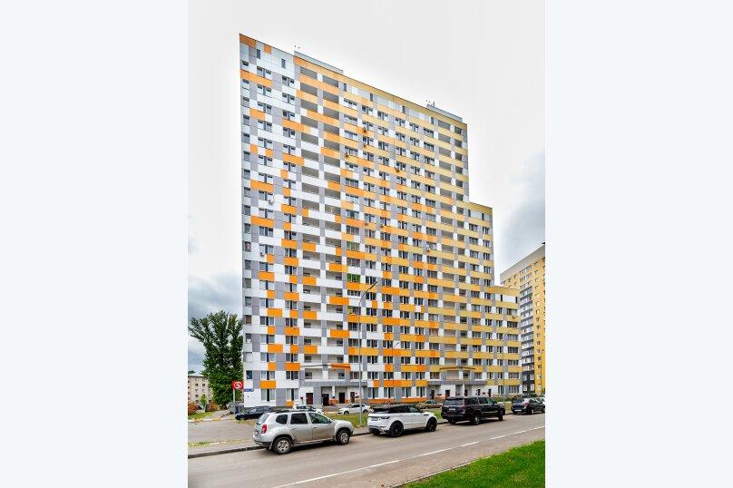 3-комн. квартира, 100 кв.м. на 6 человек, улица Павлюхина, 128, Казань - Фотография 12