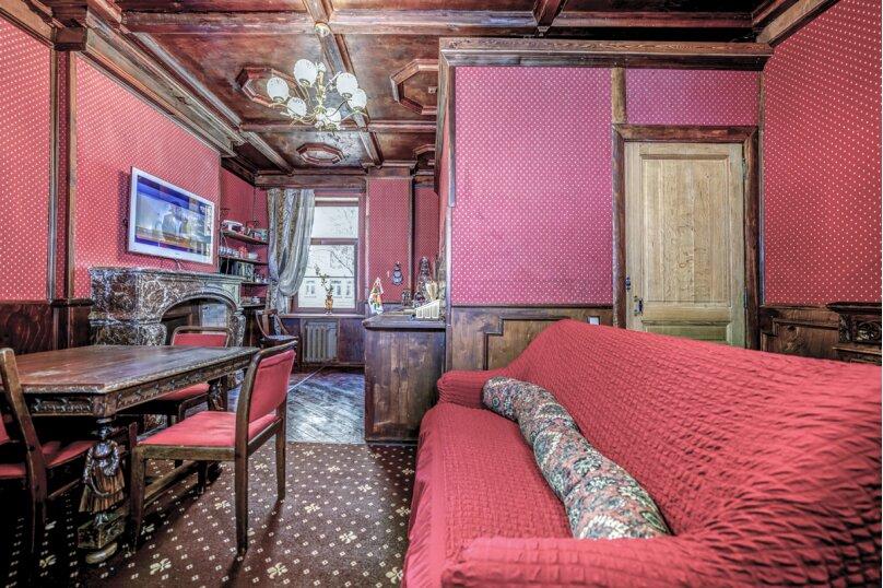 2-комн. квартира, 65 кв.м. на 6 человек, улица Касаткина, 16Б, Москва - Фотография 3