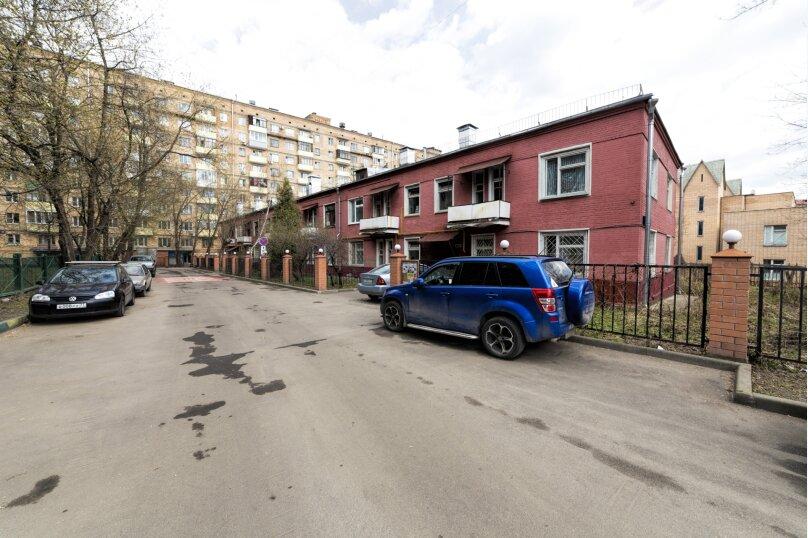 1-комн. квартира, 43 кв.м. на 3 человека, улица Касаткина, 16Б, Москва - Фотография 16
