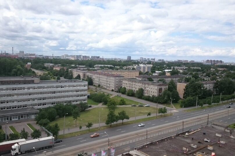1-комн. квартира, 37 кв.м. на 2 человека, улица Салова, 61, Санкт-Петербург - Фотография 10