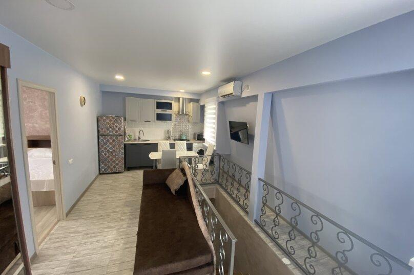 Дом, 100 кв.м. на 8 человек, 2 спальни, улица Соловьёва, 14Р, Ялта - Фотография 5