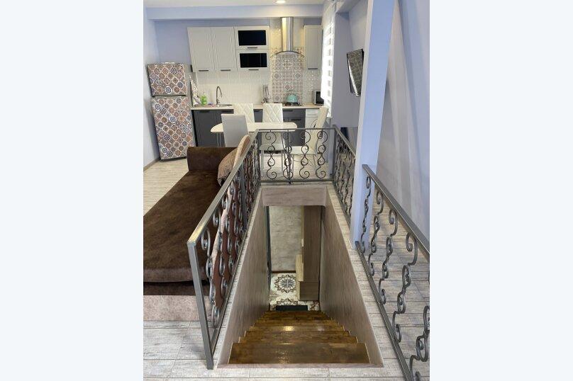 Дом, 100 кв.м. на 8 человек, 2 спальни, улица Соловьёва, 14Р, Ялта - Фотография 9