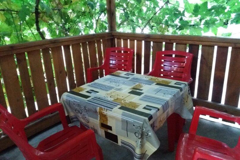 Отдых в Судаке, 60 кв.м. на 6 человек, 2 спальни, Южнобережная улица, 64, район Алчак, Судак - Фотография 5