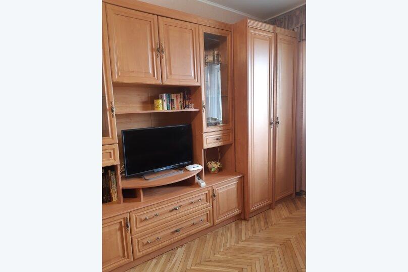 2-комн. квартира, 48 кв.м. на 5 человек, Горького, 58, Анапа - Фотография 1
