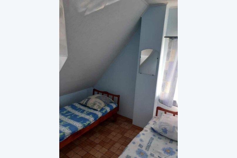 Двухместный номер без балкона, Центральная, 72, Новоотрадное - Фотография 1