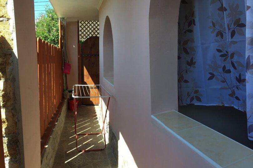 Домик-апартаменты с отдельным входом на 6-7 гостей, 75 кв.м. на 6 человек, 2 спальни, улица Ленина, 49Г, Морское - Фотография 11