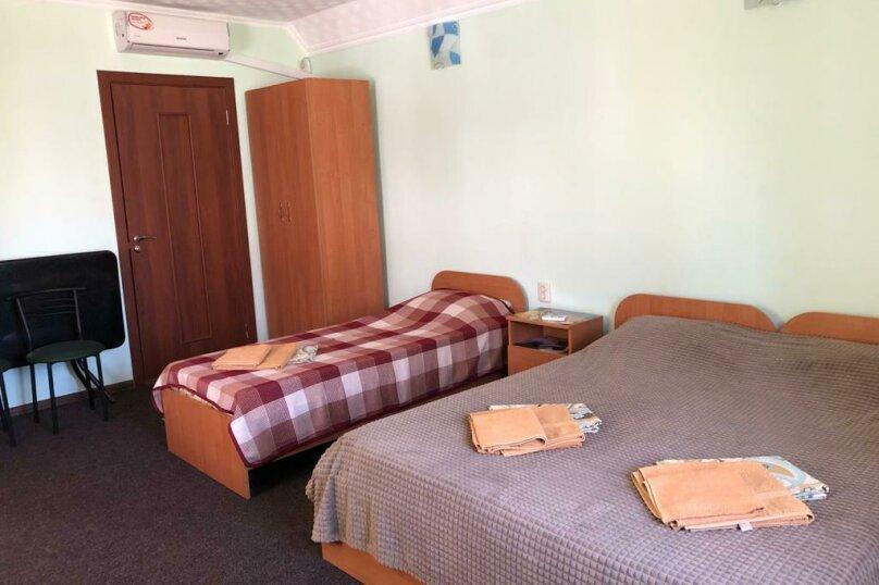 Семейный 2-х комнатный, улица 54-й Артбатареи, 8, Николаевка, Крым - Фотография 14