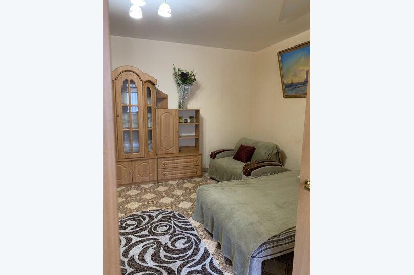 2-комн. квартира, 50 кв.м. на 6 человек, улица Рузвельта, 6, Ялта - Фотография 4