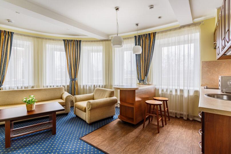 Апартаменты Делюкс, Усачёва улица, 35с1, метро Спортивная, Москва - Фотография 3