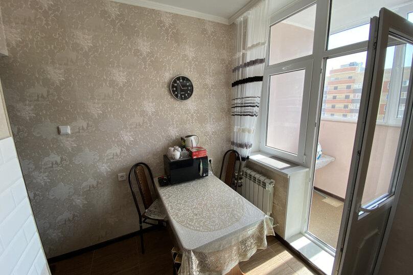 1-комн. квартира, 34 кв.м. на 2 человека, улица Тухачевского, 25, Ставрополь - Фотография 13