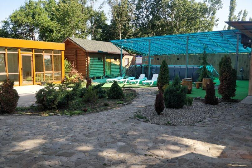 База отдыха с Баней и бассейном., 611 кв.м. на 8 человек, 2 спальни, улица Заречье, 3В, Горячий Ключ - Фотография 1