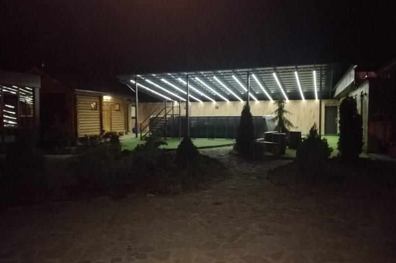 База отдыха с Баней и бассейном., 611 кв.м. на 8 человек, 2 спальни, улица Заречье, 3В, Горячий Ключ - Фотография 4