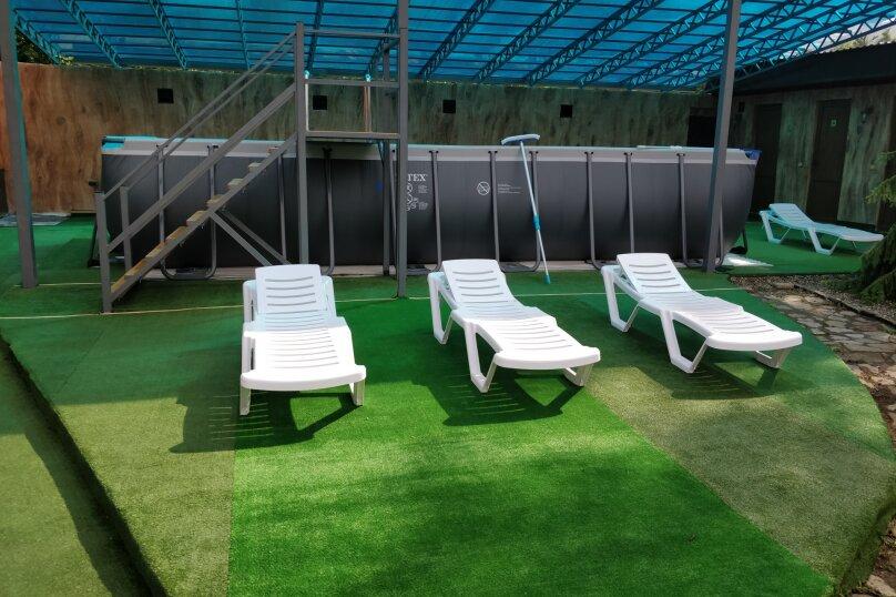 База отдыха с Баней и бассейном., 611 кв.м. на 8 человек, 2 спальни, улица Заречье, 3В, Горячий Ключ - Фотография 6