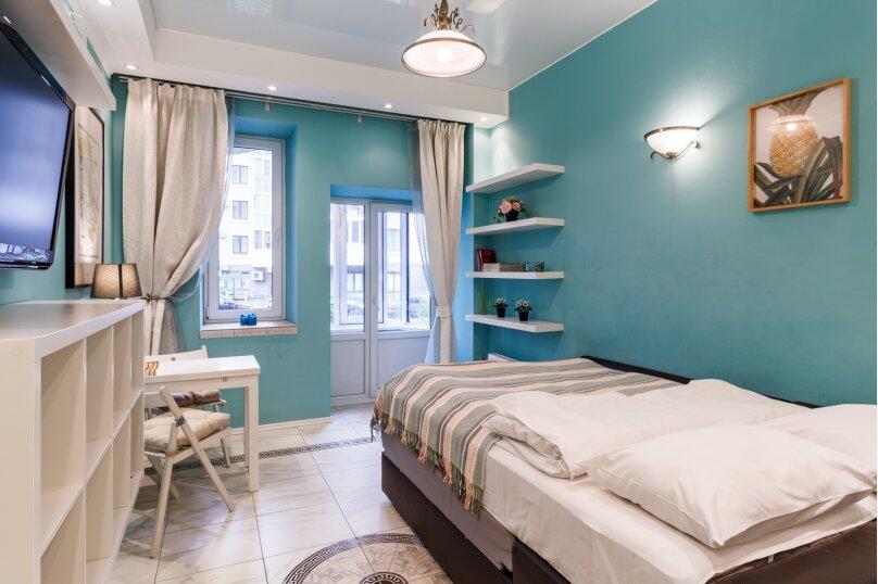 1-комн. квартира, 33 кв.м. на 2 человека, Глухая Зеленина улица, 4, Санкт-Петербург - Фотография 2