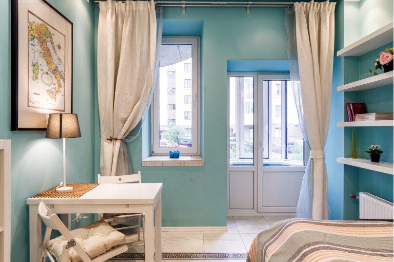 1-комн. квартира, 33 кв.м. на 2 человека, Глухая Зеленина улица, 4, Санкт-Петербург - Фотография 4