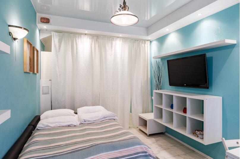 1-комн. квартира, 33 кв.м. на 2 человека, Глухая Зеленина улица, 4, Санкт-Петербург - Фотография 6
