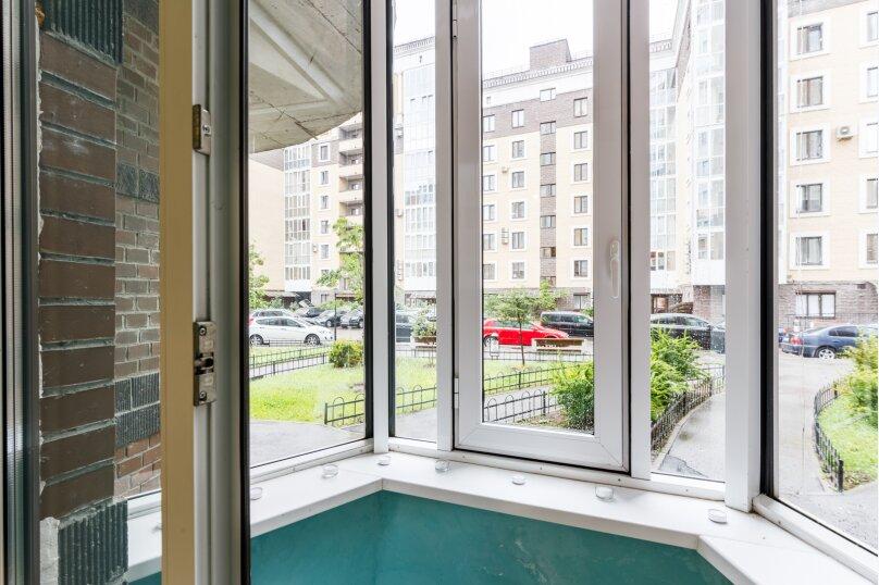 1-комн. квартира, 33 кв.м. на 2 человека, Глухая Зеленина улица, 4, Санкт-Петербург - Фотография 9