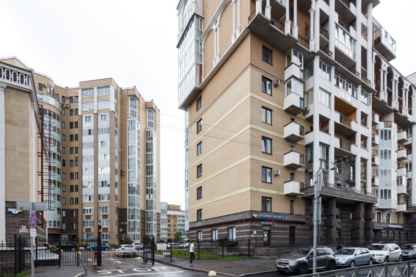 1-комн. квартира, 33 кв.м. на 2 человека, Глухая Зеленина улица, 4, Санкт-Петербург - Фотография 24