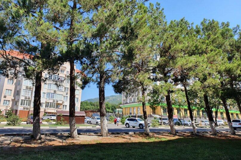 1-комн. квартира, 52 кв.м. на 4 человека, Туристическая улица, 3 Д, Геленджик - Фотография 13