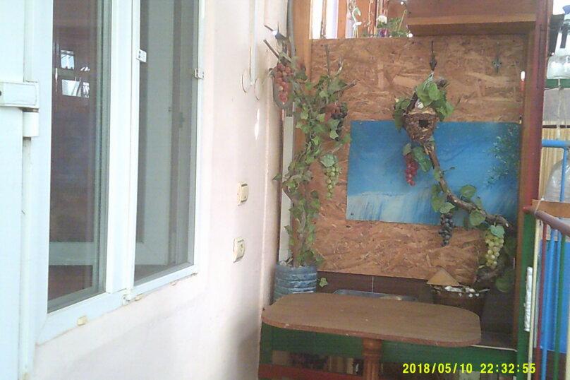 Трехместный номер (один номер), улица Гагарина, 73, Судак - Фотография 1