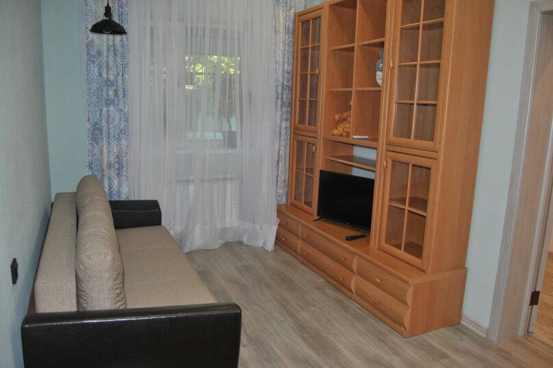 2-комн. квартира, 38 кв.м. на 4 человека, улица Просмушкиных, 23, Евпатория - Фотография 5