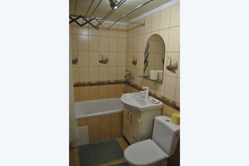 2-комн. квартира, 38 кв.м. на 4 человека, улица Просмушкиных, 23, Евпатория - Фотография 15