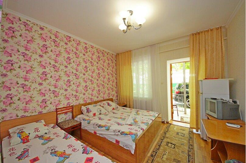 5-х местный, Стандарт, 1 этаж (4+1) доп.место, улица Самбурова, 103, Анапа - Фотография 3