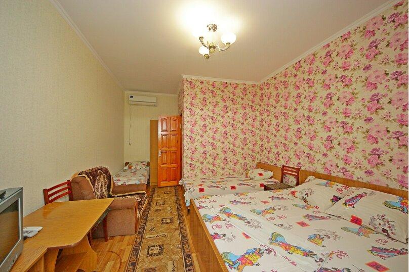 5-х местный, Стандарт, 1 этаж (4+1) доп.место, улица Самбурова, 103, Анапа - Фотография 5
