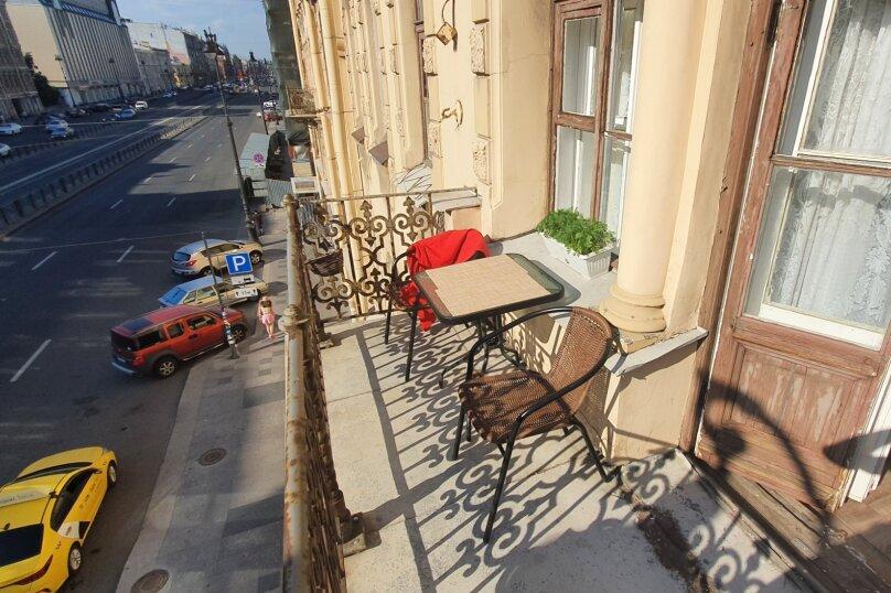 """Хостел """"Three Capitals hostel Ligovsky"""", Лиговский проспект, 58 на 3 номера - Фотография 8"""