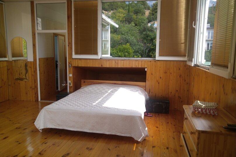 Часть дома. Панорамный люкс с балконом. на 2 человека, 1 спальня, улица Васильченко, 16, Симеиз - Фотография 16
