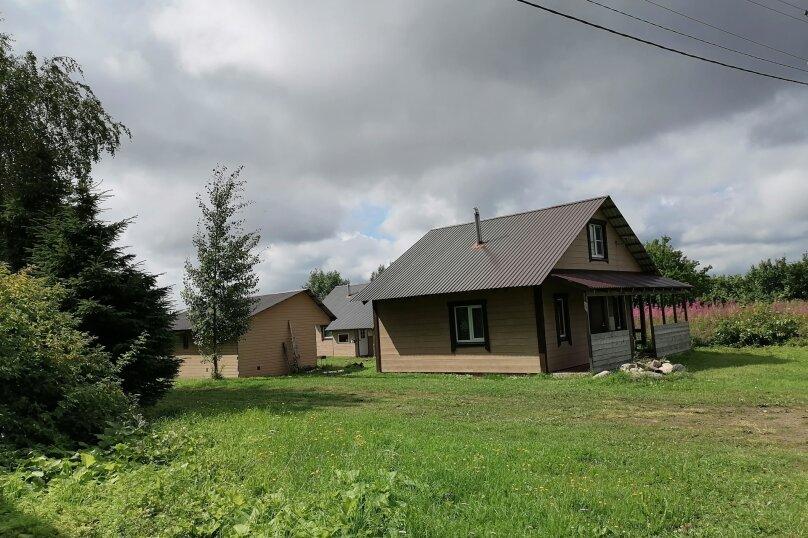 Дом и баня, 55 кв.м. на 7 человек, 2 спальни, Сармяги, 1а, Олонец - Фотография 3