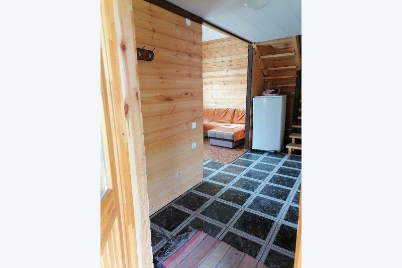 Дом и баня, 55 кв.м. на 7 человек, 2 спальни, Сармяги, 1а, Олонец - Фотография 4