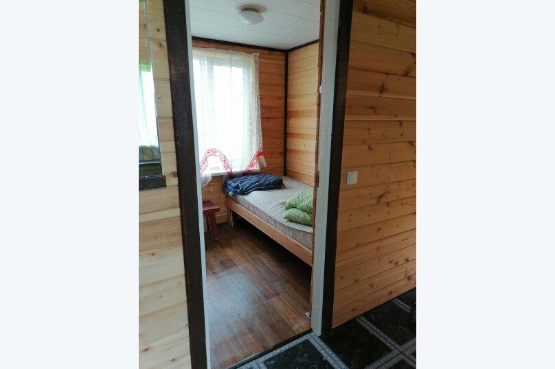 Дом и баня, 55 кв.м. на 7 человек, 2 спальни, Сармяги, 1а, Олонец - Фотография 5