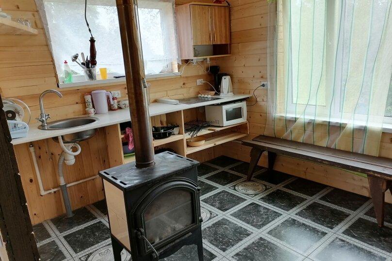 Дом и баня, 55 кв.м. на 7 человек, 2 спальни, Сармяги, 1а, Олонец - Фотография 6