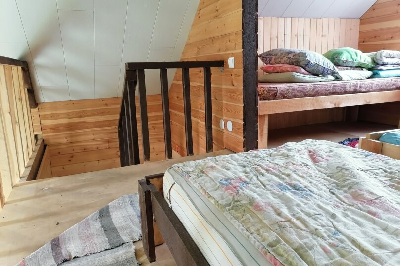 Дом и баня, 55 кв.м. на 7 человек, 2 спальни, Сармяги, 1а, Олонец - Фотография 11