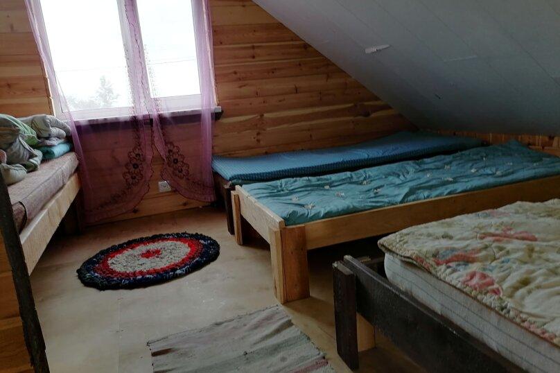 Дом и баня, 55 кв.м. на 7 человек, 2 спальни, Сармяги, 1а, Олонец - Фотография 12