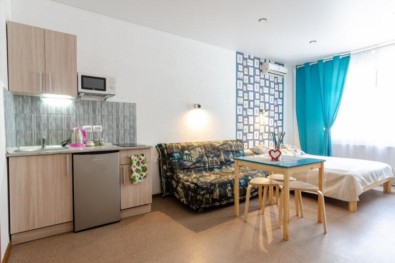 1-комн. квартира, 25 кв.м. на 4 человека, Южная улица, 25, Новороссийск - Фотография 5