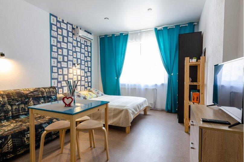 1-комн. квартира, 25 кв.м. на 4 человека, Южная улица, 25, Новороссийск - Фотография 13