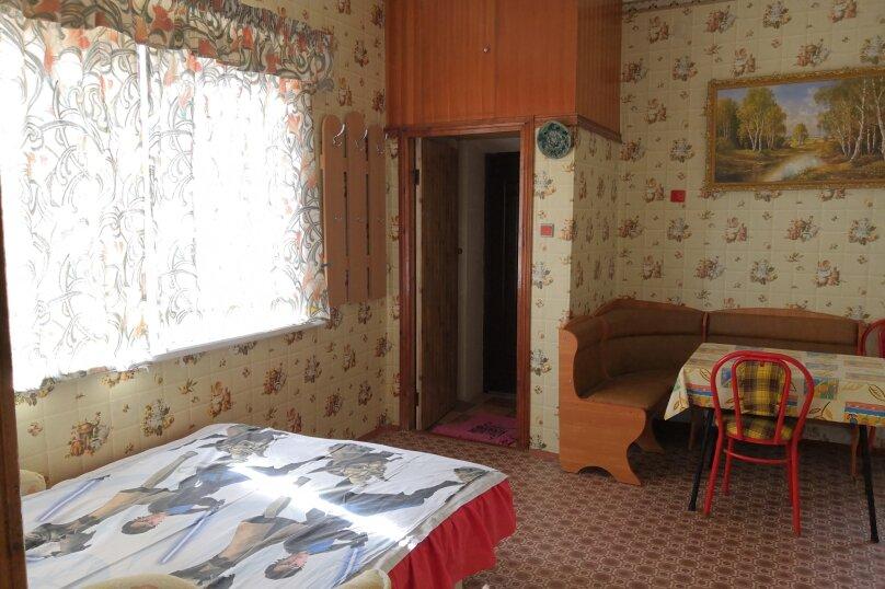 Однокомнатный номер с кухней на 1 этаже, улица Лермонтова, 4, Судак - Фотография 4