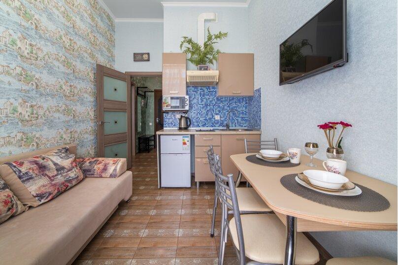 1-комн. квартира, 40 кв.м. на 6 человек, улица Кирова, 1, Анапа - Фотография 5